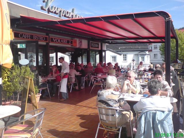 Volare 2 il nuovo ristorante di Nicola Filippelli Bocchiglierese in Germania