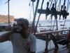 Di nuovo in barca per continuare il nostro tour
